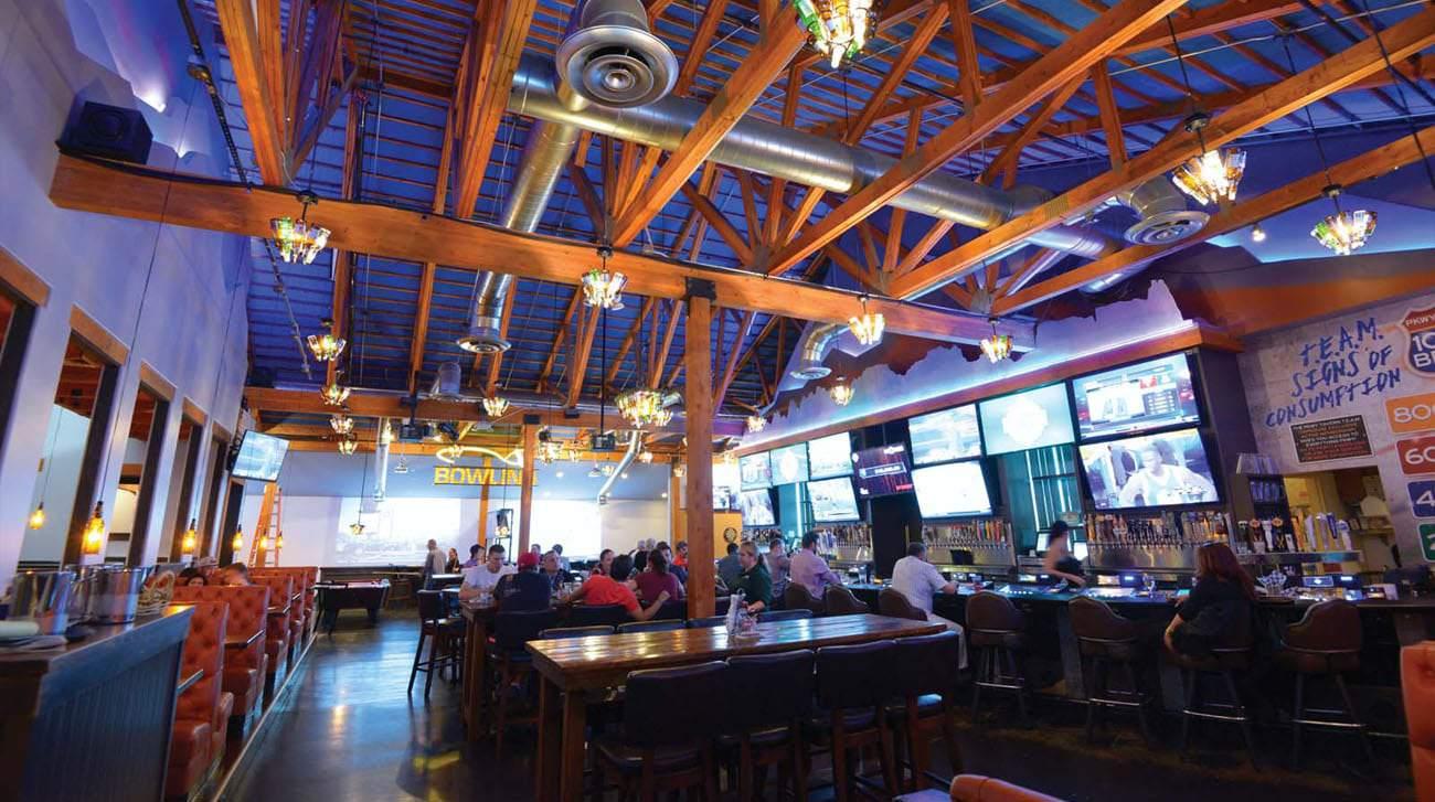 best las vegas sports bars