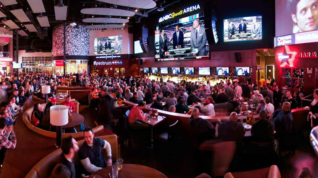 best sports bars in pennsylvania for betting