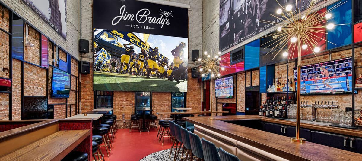 jim brady's sports bar michigan