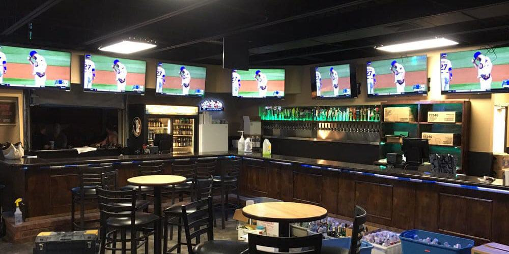 ticket sports bar in florida