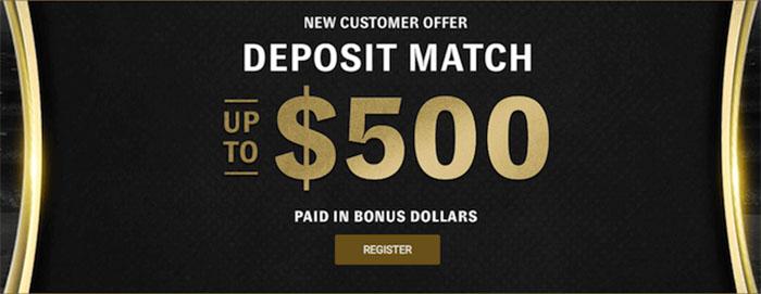 betmgm promotions - deposit bonus offer