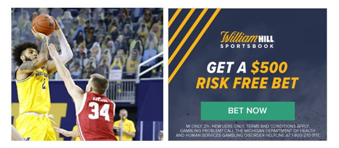 william hill michigan promotion
