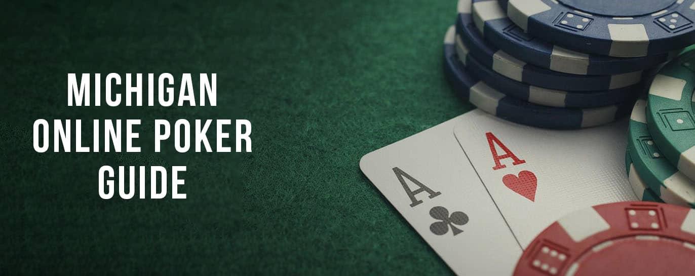 michigan online poker guide