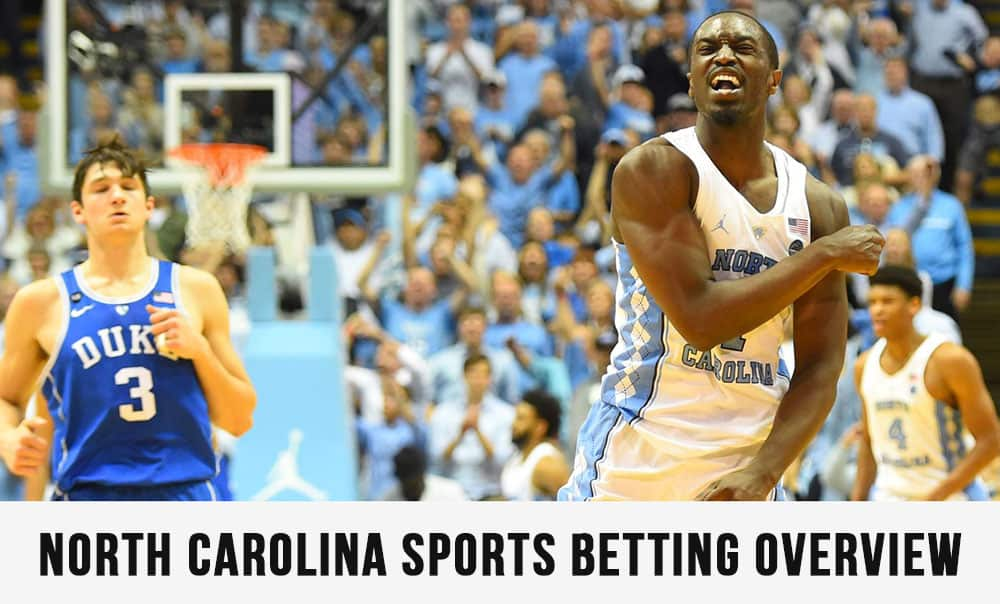 north carolina sports betting overview