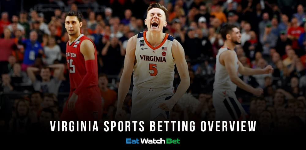 virginia sports betting overview