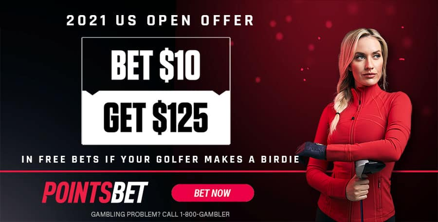2021 us open promotion from pointsbet
