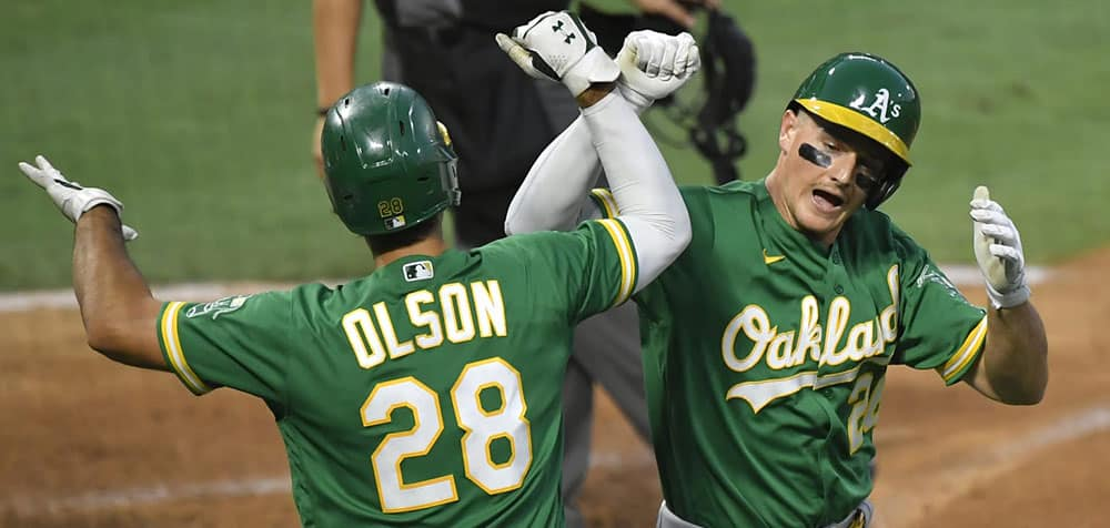 athletics world series odds and bets