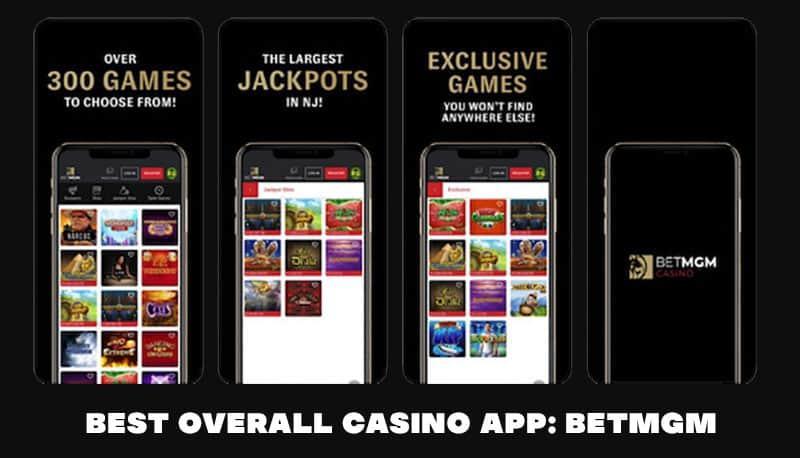Best Overall Casino App for NJ