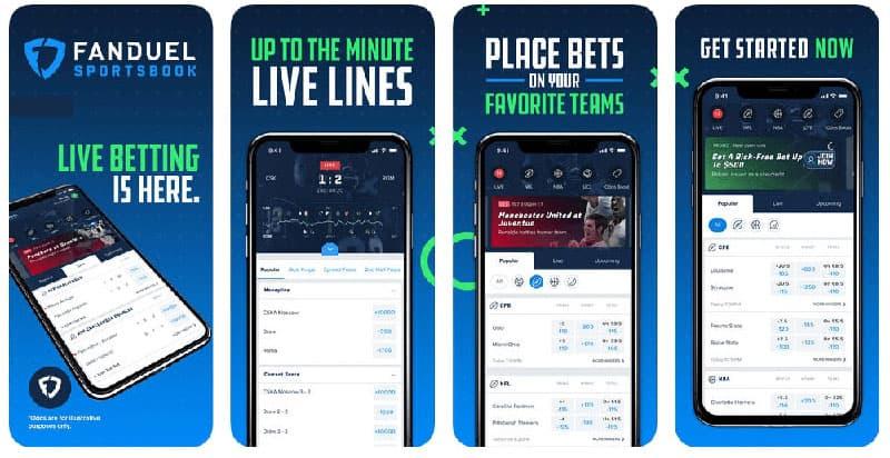 Best PA SportsBooks App for 2021: FanDuel