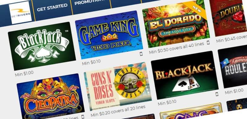 BetRivers Casino App Offers for Pennsylvania