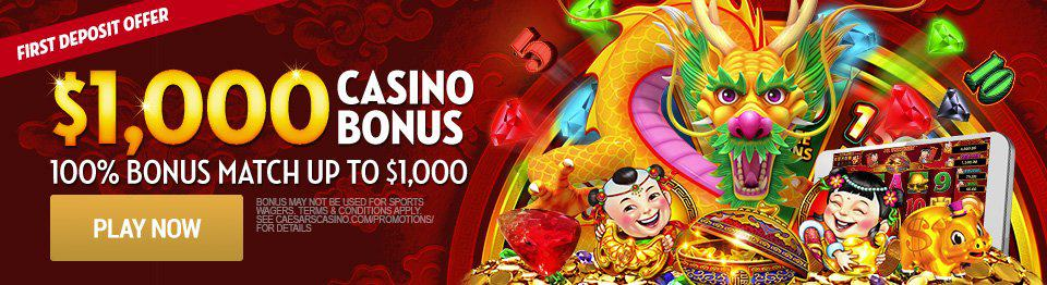 Caesars Online Casino - Best PA Casino App