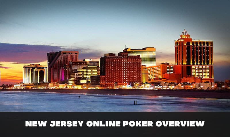 new jersey online poker overview