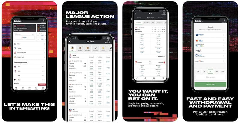 tipico mobile sports betting promotions for 2021