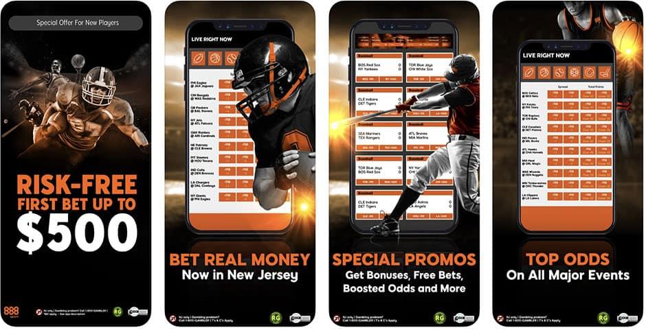 888 sport app rating