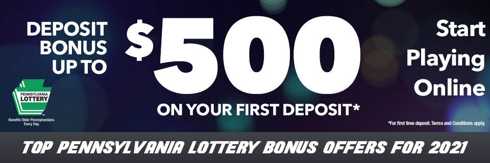 Top PA Lottery Promo Code Offers for 2021