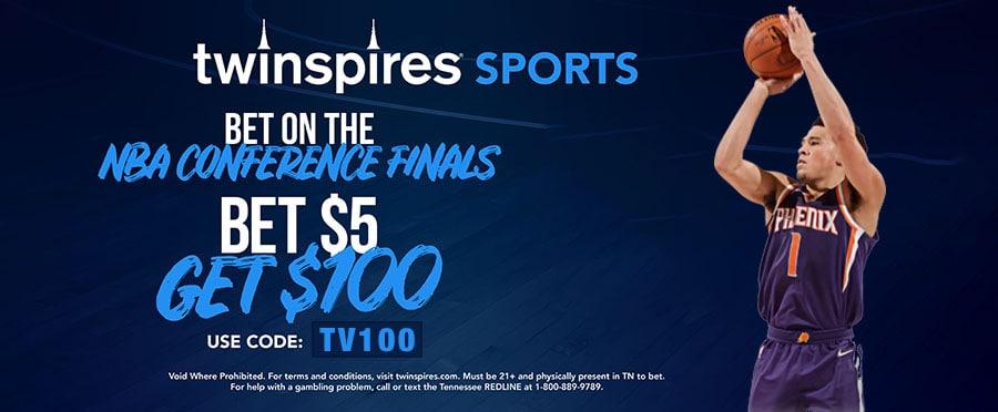 TwinSpires Promo Code TV100