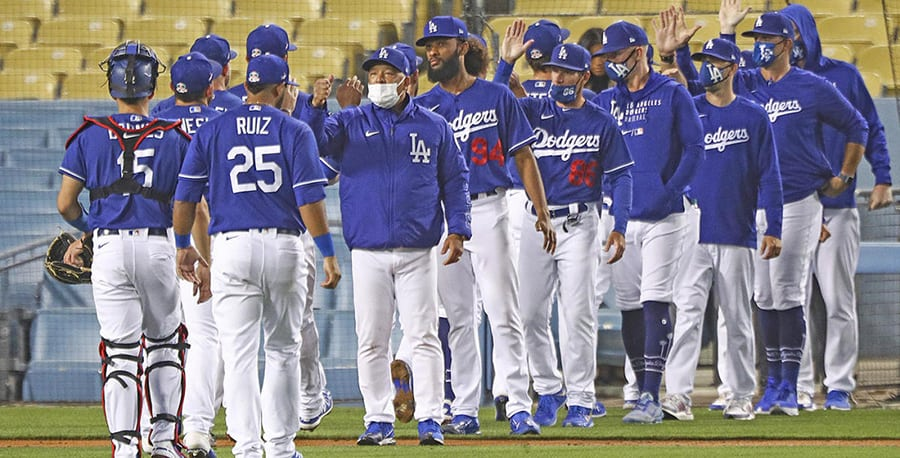 how to bet dogers padres for monday