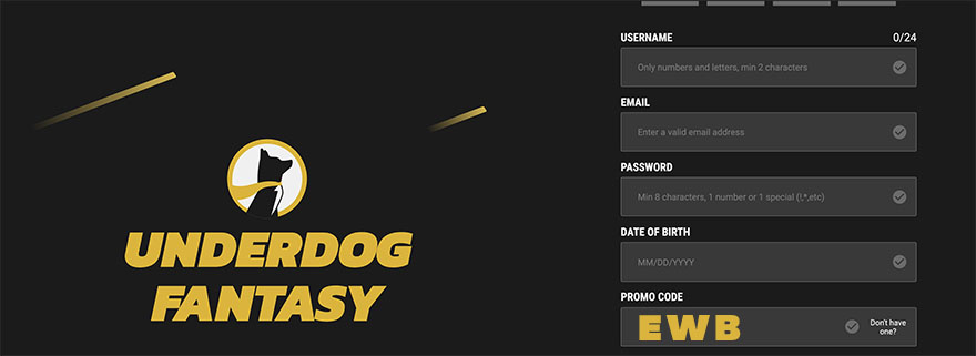 guide to using an underdog promo code