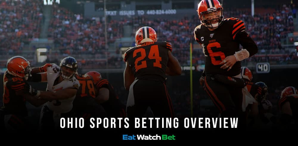 legal sports betting in ohio overview