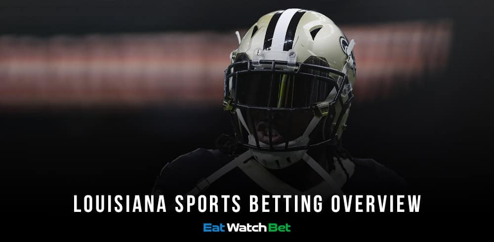 louisiana sports betting overview