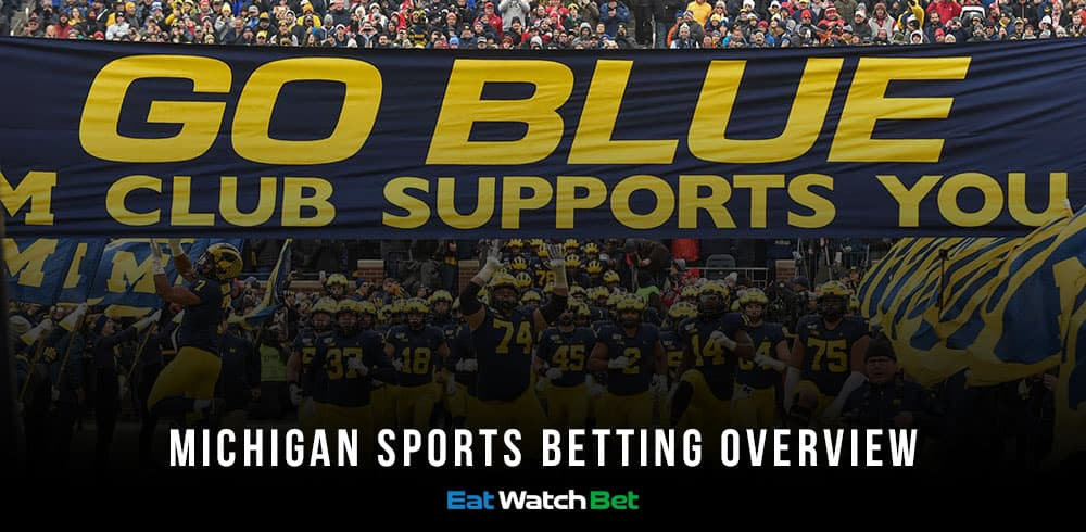 michigan sports betting overview