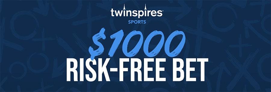 twinspires sportsbook promo code offer