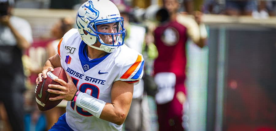 Boise State Week one bet over UCF