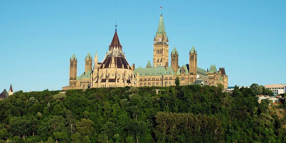 Canada sports betting bill history