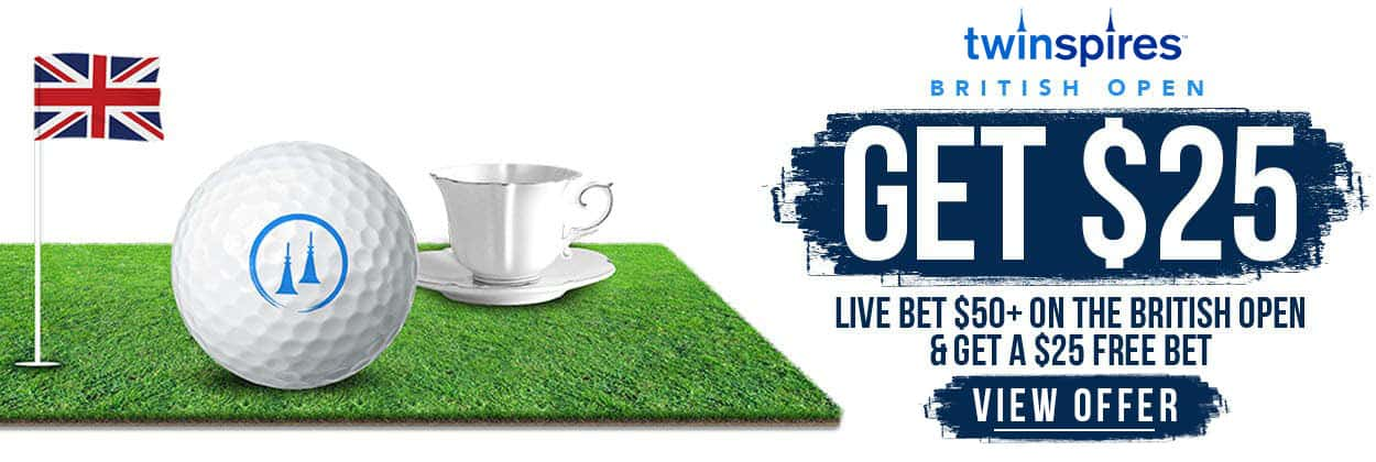 live betting british open offer