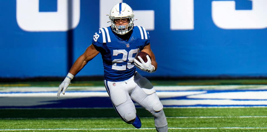 best nfl rushing leader prop bet for 2021-2022