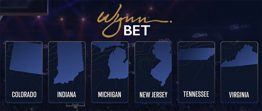top wynnbet offers by state