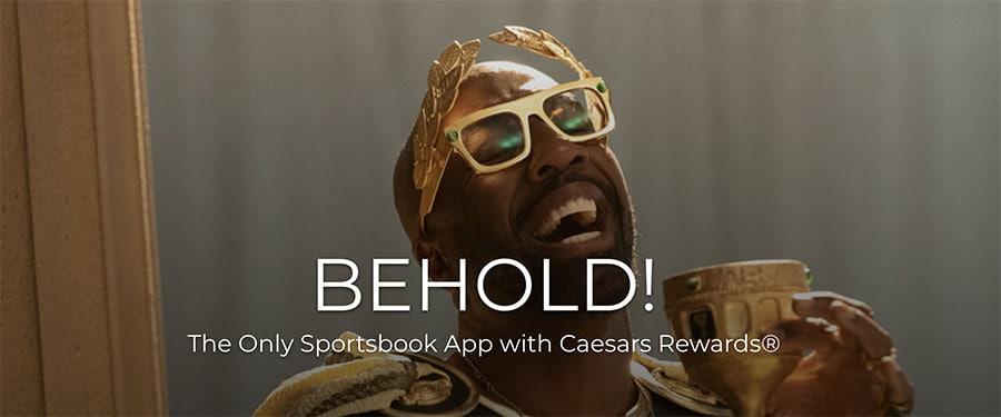 caesars sportsbook bonus offer rating