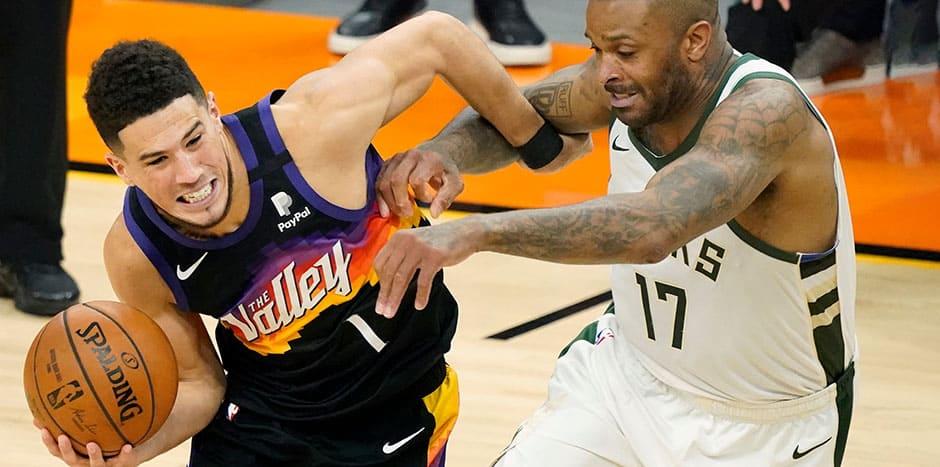 Devin Booker 2022 NBA MVP Odds