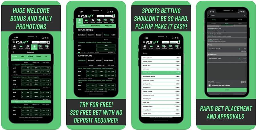 playup sportsbook app review