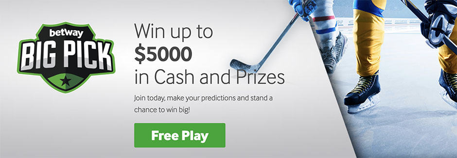 Current BetWay Promo Code Offers