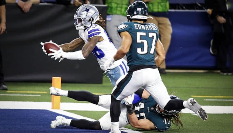 best bets for NFL Week 3 MNF - Eagles at Cowboys