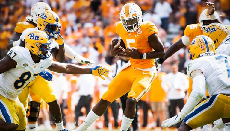 betting guide for Tennessee at Florida - CFB Week 4