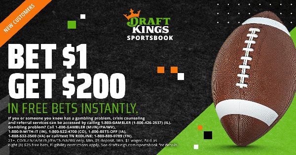 draftkings 2021 nfl promotion