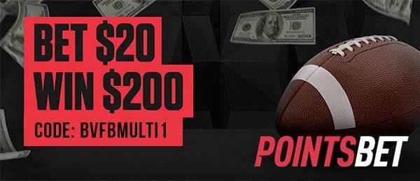 PointsBet NFL 2021