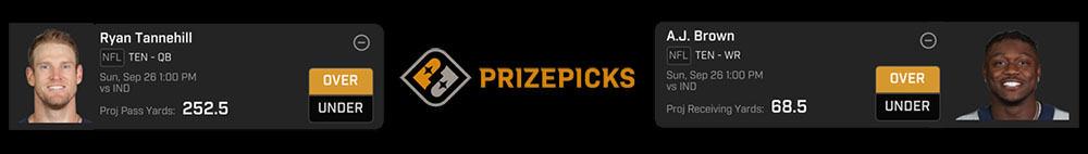 prizepicks nfl week 3 picks