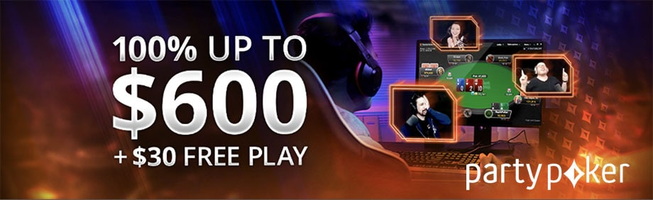 top partypoker promo code offer for 2021