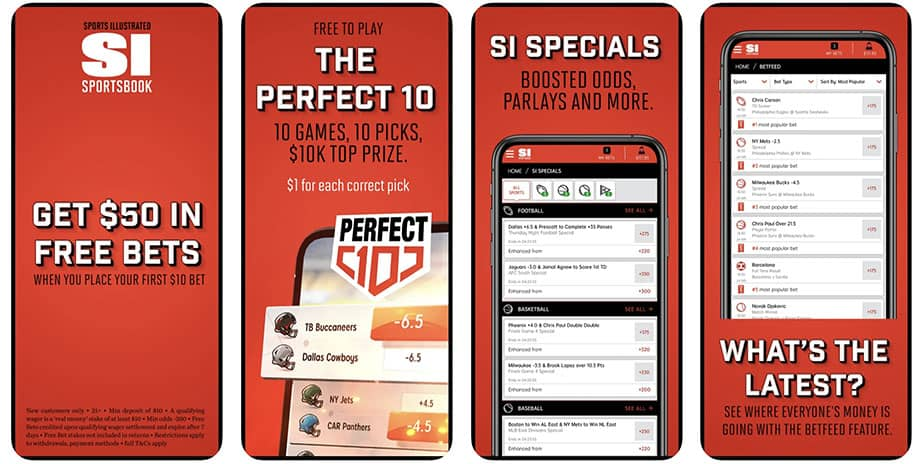 SI Sportsbook App Review and Rating