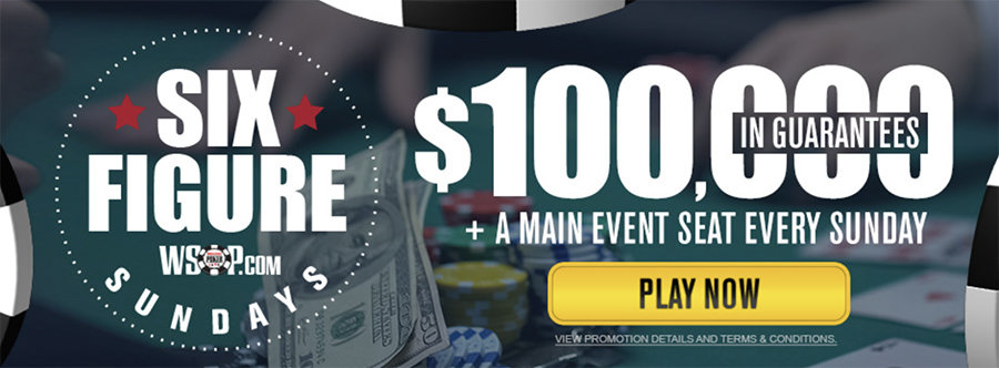 Promo Tournaments from WSOP